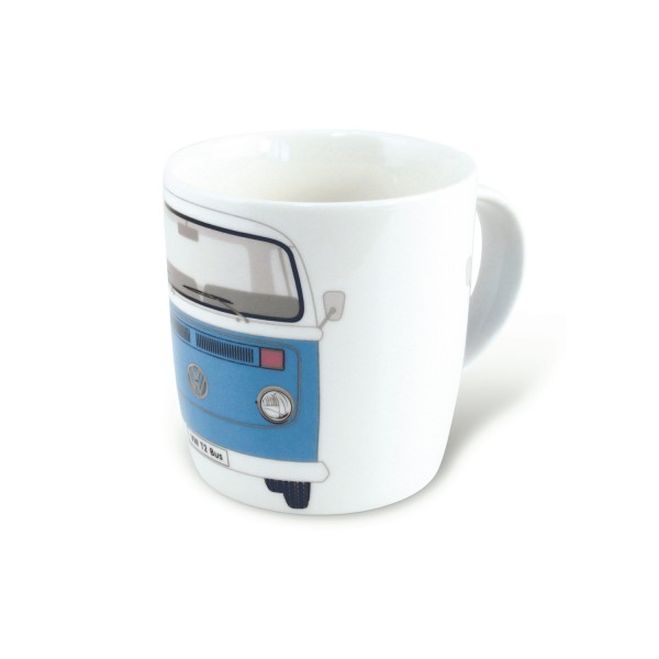 VW T2 Bulli Bus Kaffeetasse 370ml - blau