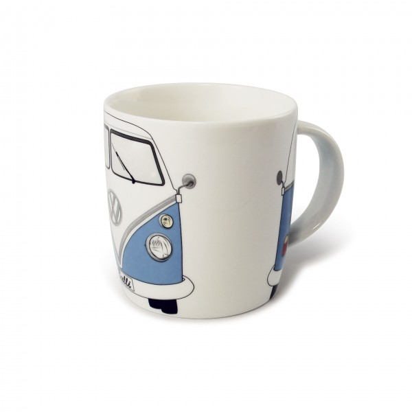 VW T1 Bulli Bus Kaffeetasse 370ml - blau
