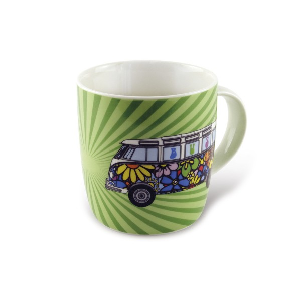VW T1 Bulli Bus Kaffeetasse 370ml - Love Bus