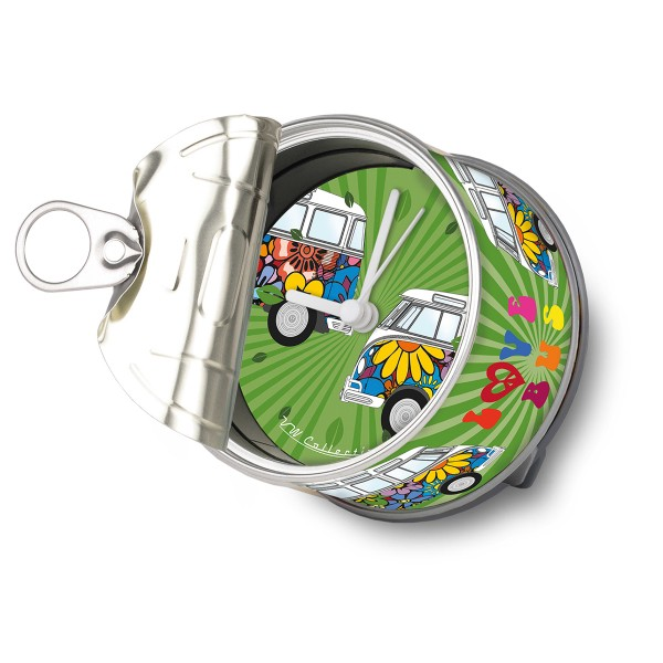 VW T1 Bulli Bus Myclock - Love Bus